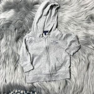 Carter's Little Gentleman zip up jacket 3M